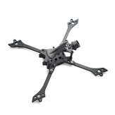 RFK R5 215mm Wheelbase 5 Inch Carbon Fiber True X 5mm Arm Frame Kit for RC Drone FPV Racing