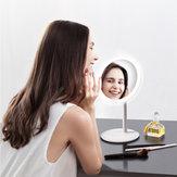 AMIRO HD Daylight Makeup Mirror Light 60 ° drehbar
