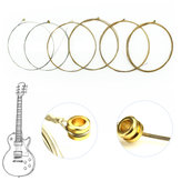 1 Set Nanoweb 12002 Light Electric Guitar String Coating Antirust