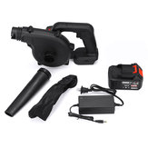 128VF 19800mAh 220V Electric Cordless Blower Stepless Speed Change Lithium Battery Sucking Dual-use Dust Computer cleaner Electric Turbo Fan