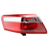 Car Rear Tail Light Brake Turn Signal Lamp Replacement Left For Toyota Camry 2007-2009