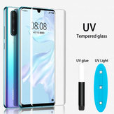 Bakeey HD Clear UV Liquid Full Glue Cover Curved Anti-Explosion Soft Tempered Glass Screen Protector For Xiaomi Mi Note 10 /Xiaomi Mi Note 10 Pro/ Mi CC9 Pro Non-original