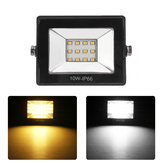10W 12LED Flood Light IP66 Wodoodporna lampa ogrodowa na zewnątrz Camping Light Garden Landscape Light Lawn Lamp