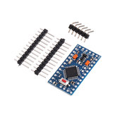 5Pcs 3.3V 8MHz ATmega328P-AU Pro Mini Microcontroller With Pins Development Board Geekcreit for Arduino - products that work with official Arduino boards