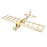 Dancing Wings Hobby R03 Mini Palo 580 mm Envergadura Balsa Wood Láser Corte RC Avión KIT / PNP