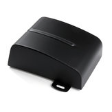 Motorcycle Battery Cover For Harley Dyna Fat Street Bob Super Glide 06-17 Right Matte Black