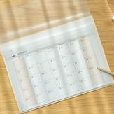 2020 Plan Book Desk Organizer Calendar Cute Creative Business Mouse Pad Desktop Diary