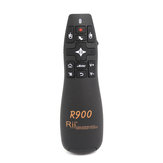 Rii Mini R900 2.4G Wireless Laser Pointer Presenter Remote Control for PPT Speech Meeting Teaching Presentation