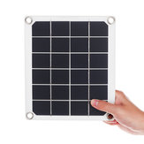 DC18V 20W Solar Panel Portable 2 USB Port Solar Power Panel