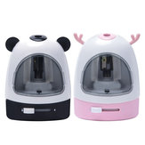 Tianwen Astronomical Electric Pencil Sharpener Primary School Multi-Function Automatic Pencil Sharpener Children Cartoon Cute Pencil Sharpener