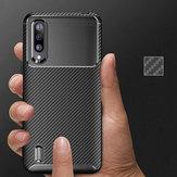 Bakeey Luxury Carbon Fiber Противоударный Силиконовый Защитный Чехол Для Xiaomi Mi9 Mi 9 Lite / Xiaomi Mi CC9