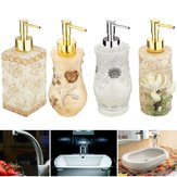 Resina 3D Jabón Dispensador de botellas de bomba de líquido Home Office Hotel Cuarto de baño Decoración