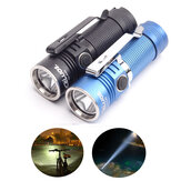 LELUO A48 L2 1000LM 5Modes USB Rechargeable Magnet Tail Portable EDC Flashlight