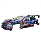 Killerbody 48665 SUBARU BRZ R&D SPORT Finished Body Shell Blue for 1/10 Electric Touring Car