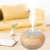 550ML LED Oil Ultrasonic Aroma Aromatherapy Diffuser Air Humidifier Purifier
