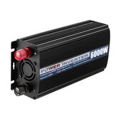 6000w Peak Power Inverter DC12V To AC220V Modified Sine Wave Inverter Car Converter