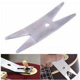 Gitarren Bass Steel Luthier Werkzeugschlüssel zum Festziehen von Topfschaltern