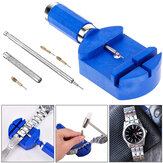 6 stk Urrem Remover Simple Tool Watch Åbner Reparationsværktøj Kit Hand Watchmakers Husholdning