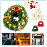 5.5M Christmas Tree Decoration Wreath Door Hanging Garland Window Wall Ornament Party