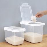 QUANGE Multi-Function Rice Storage Bucket 5KG/10KG From Kitchen Storage Container Rice Storage Box