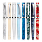 Penbbs 352 Acrylic Resin Fountain Pen Extra Fine Nib EF 0.38mm F 0.5mm Writing Students School office ink pens stationery supplies