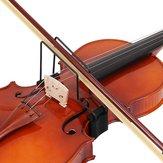 VL-01 Violino Faixa Dupla Largura Ajustável Bow Straight Straightener Correção Máquina Reta para 4/4 Violino