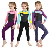 Kids Scuba One-piece Neoprene UV Protection Diving Suit