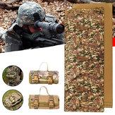 Outdoor Tactical Mat Leichte Roll Up Molle Rutschfeste Schießunterlagen Picknickmatte
