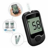 Bloedsuikermeter Diabetes test Bloedsuikermeter met teststrips-set