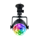 LED RGB Colorful Car Music Light Sound Atmosphere Stage Lamp with Remote Voice Control for DJ KTV Party