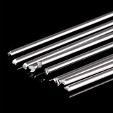10pcs Solution Welding Flussmittelgefüllte Stäbe Aluminium Löten Low Temp Easyweld
