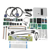 RT809H EMMC-Nand FLASH Programmer +52 Items +TSOP56 TSOP48 SOP8 TSOP28 EDID Cable VGA to HDMI + SOP8 Test Clip
