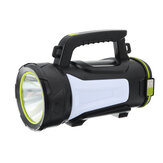 3500LM 500W LED Searchlight LED USB Searchlight 3 Modes Spotlight Flashlight Work Light