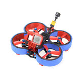 HGLRC Veyron 3 6S Cinewhoop 3Inch FPV Racing Drone With EVA Pipeline ZEUS35 AIO 600mW VTX 1408 Motor Caddx Ratel Camera