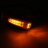Car Wing Mirror Indicator Lights Repeater Left / Right Side Marker Lamps for Peugeot 508 Citroen DS5 C4