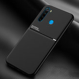 Bakeey Magnetic Non-slip Leather Texture TPU Shockproof  Protective Case for Xiaomi Redmi Note 8 Non-original