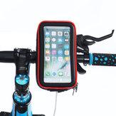 Wasserdichte Fahrrad Motorrad Lenker Handytasche Handyhalter Für 4,0-6,5 Zoll Smartphone iPhone XS Max Samsung Galaxy S10 +