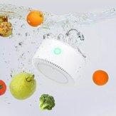 Youban Smart Portable IPX7 Purificateur D'eau De Fruits Légumes Stérilisation Pesticides Stérilisateur Alimentaire Extérieur À La Maison Avec Charge Sans Fil pour Téléphone De