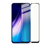 BAKEEY Anti-Explosion Full Cover Full Gule Tempered Glass Screen Protector for Xiaomi Redmi Note 8T Non-original