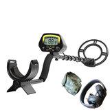 MD3030 Подземный металлоискатель Охотник за сокровищами LCD Дисплей Регулируемый копатель Gold Finder под мелководьем Высокая чувствительность с