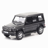 1:36 Mercedes Ben G63 Alloy Pull Back Car Diecast Model Toy