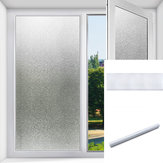 45x200cm Window Privacy Film Self Adhesive Static Cling Sticker Anti-UV