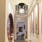 Lâmpada de teto moderna Pingente Lustres de luz Casa Sala de estar Corredor