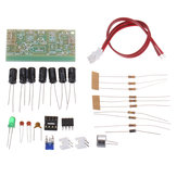 DC 12V 3.5mA Microphone Pickup Audio Microphone Amplifier Module DIY Kit Dual Track Output Gain Adjustable