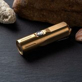ROVYVON Aurora A29 Cu / Brass Compact High-CRI EDC Flashlight 700lm USB Rechargeable