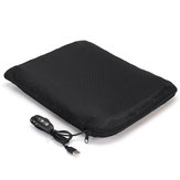 Portable USB Electric Heating PadS Cushion Mat Winter Warmer Camping With Bag For Travelers Drivers Office Employees