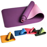 183 * 61 * 0,6 cm Yoga Mat Training Oefenmat Gym Fitness