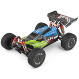 Wltoys 144001 1/14 2.4G 4WD High Speed Racing RC Auto Voertuigmodellen 60km / h