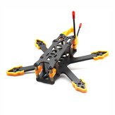 ZJWRC 140mm Wheelbase 3 Inch 4mm Arm Carbon Fiber FPV Racing Frame Kit for RC Drone