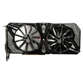 MAXSUN 2060 1920Unidades 6GB GDDR6 192Bit 14000MHz 1365MHz 8Pin Gaming Video Graphics Card